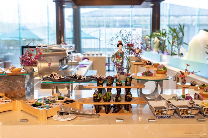 武夷山温德姆花园酒店·咖啡西餐厅